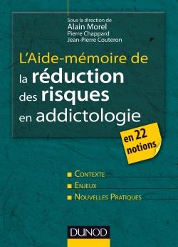 image livre aide mémoire rdr addictologie