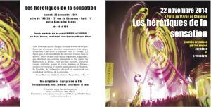 Agencement drogue ; Extrait de Mille Plateaux, Plateau 10 / devenir - imperceptible, Gilles Deleuze Félix Guattari, Minuit, pp. 345- 351, Mise en page Journée Chimères/L'unebévue, 22 novembre 2014.
