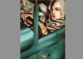 tamaradelempicka_selfportrait_in_the_green_bugatti2